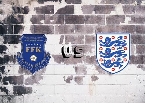 Kosovo vs Inglaterra  Resumen y Partido Completo