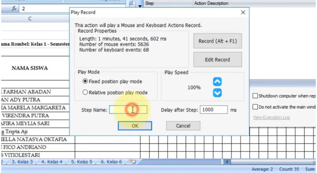 3 Cara Mengisi NO HP Siswa Otomatis dengan Cepat dan Mudah ...