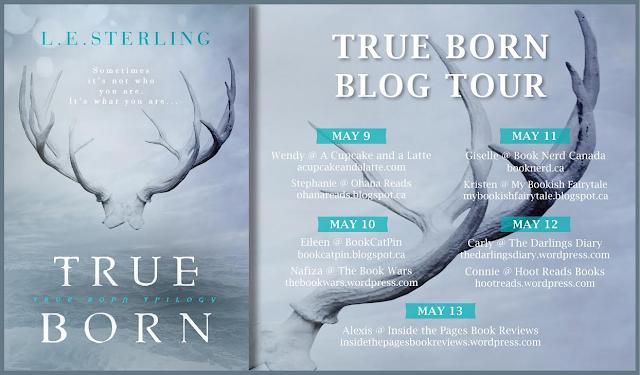 True Born Blog Tour