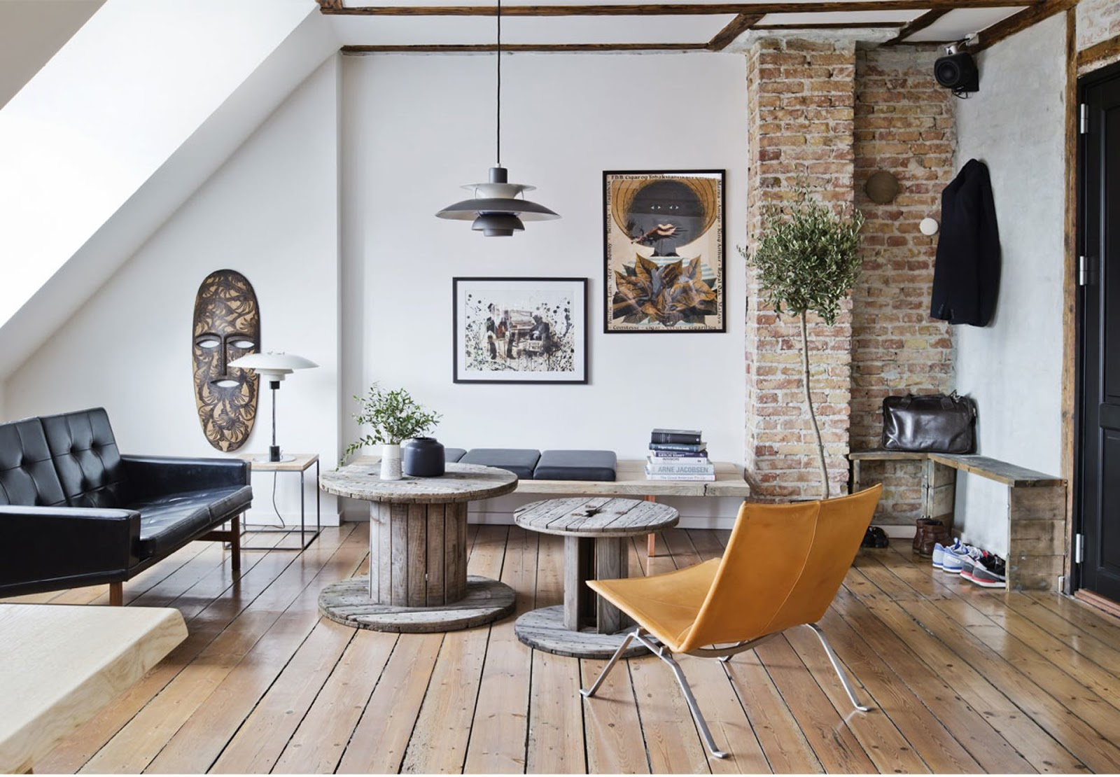1. Rustic Is The New Modern