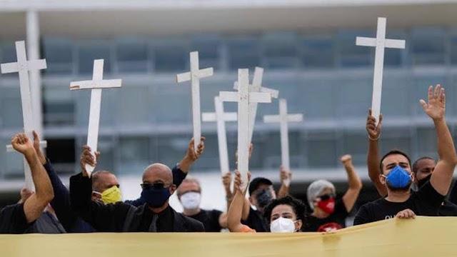 COMO O  Brasil alcançou a marca de 300 mil mortes por covid-19? E AGORA?