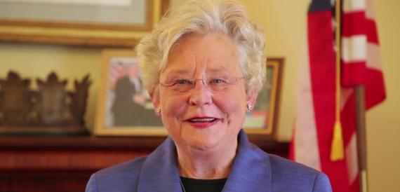 Alabama Gov. Kay Ivey