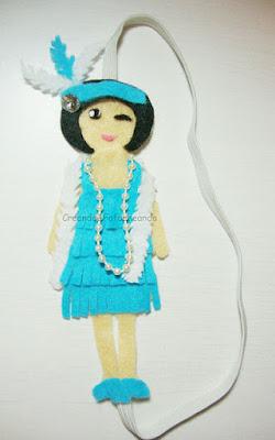 muñeca-charlestón-de-fieltro-como-marcapáginas