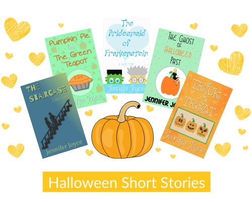Halloween Short Stories by Jennifer Joyce