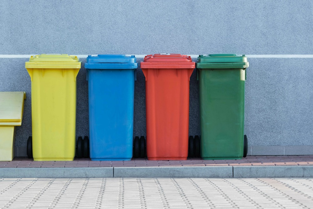 cutting costs on garbage collection services