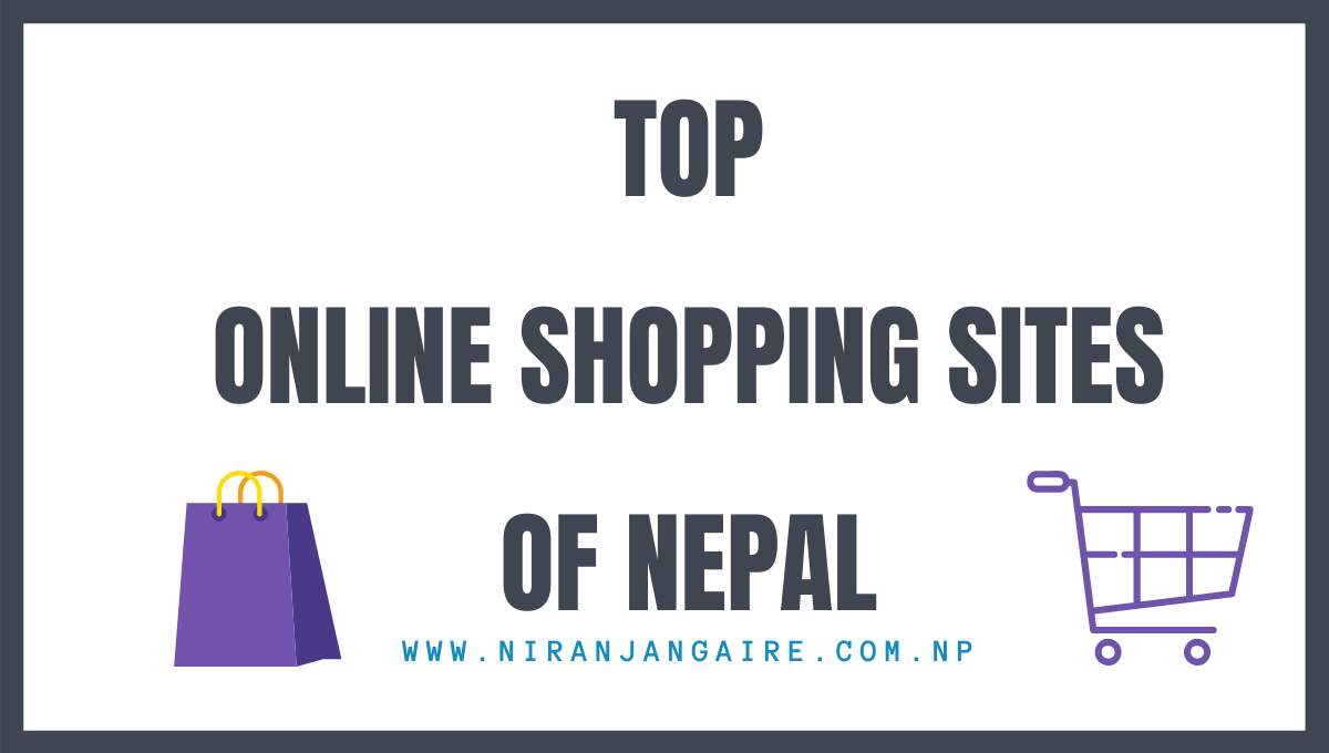 Top 5 Popular Online Shopping Sites in Nepal