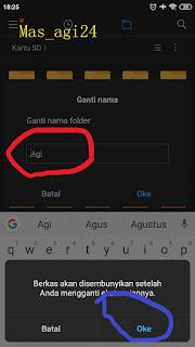 Cara Menampilkan dan Menyembunyikan File di Smartphone Android