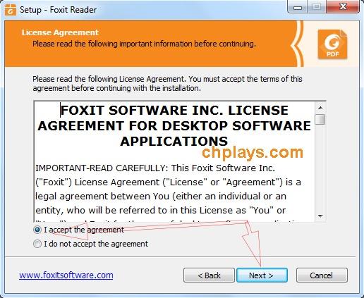 Cài đặt Foxit Reader Full mới nhất trên máy tính 2