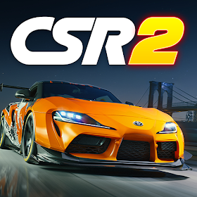 Download MOD APK CSR Racing 2 Free Car Racing Game Latest Version