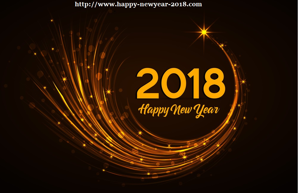 Happy New Year 2018 HD Wallpapers - Wallpapers Of Happy New Year 2018  Happy...