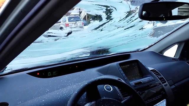 Comment éviter la formation de givre à l'intérieur de votre voiture