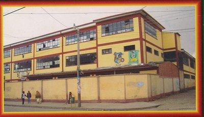 El Alto: Unidad Educativa José Luis Suárez Guzmán
