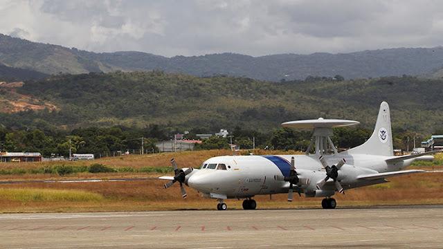"""EE.UU. acusa a China de interceptar de forma """"insegura"""" a un avión espía"""