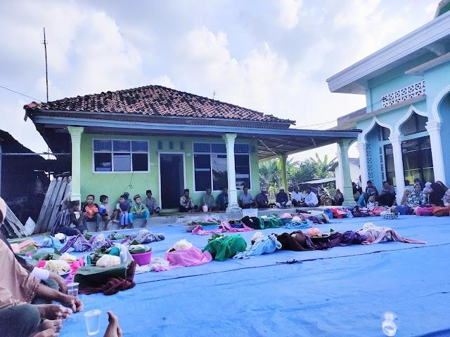 Walau Pandemi, Warga Dusun Jati Sari Tetap Meriahkan HUT RI dengan Sarat Tradisi