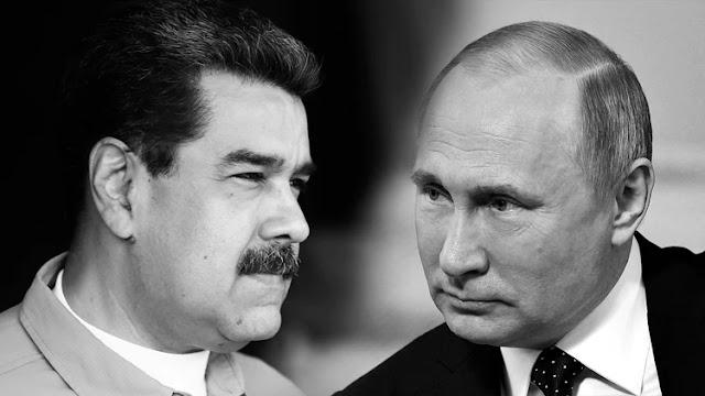 Nicolás Maduro y el miedo a ser abandonado por Putin