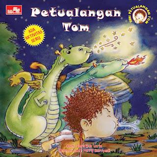 buku petualangan tom - tom di dunia naga