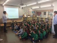 Primera jornada del programa del Consell Escola a l'Escola Doctor Sobrequés de Bescanó