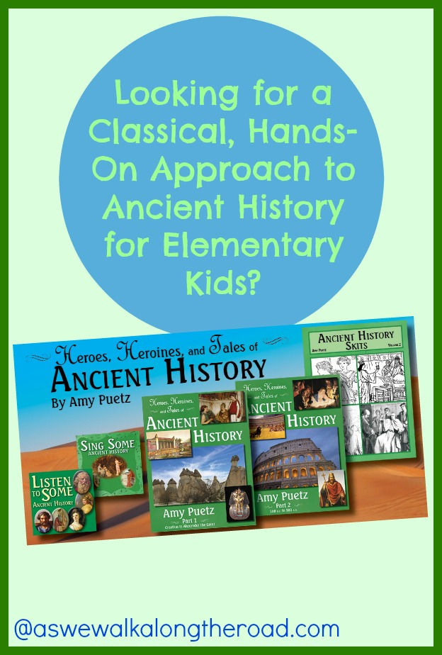 Ancient history for homeschool