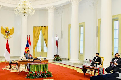 Presiden Jokowi Dorong ASEAN Travel Corridor untuk Percepat Pemulihan Ekonomi di Kawasan