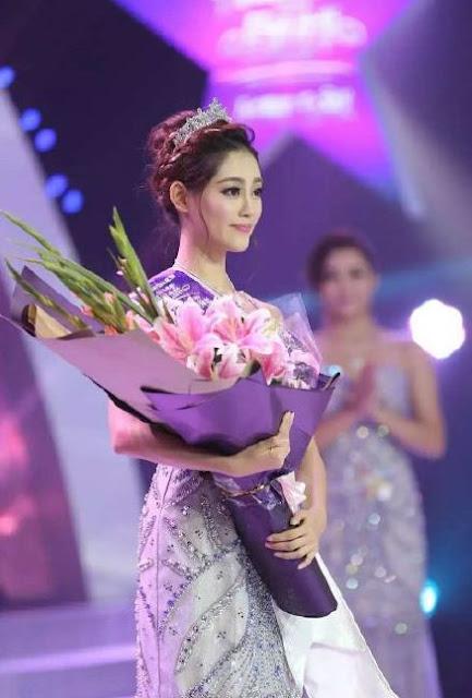 bambi zhu xudan beauty pageant