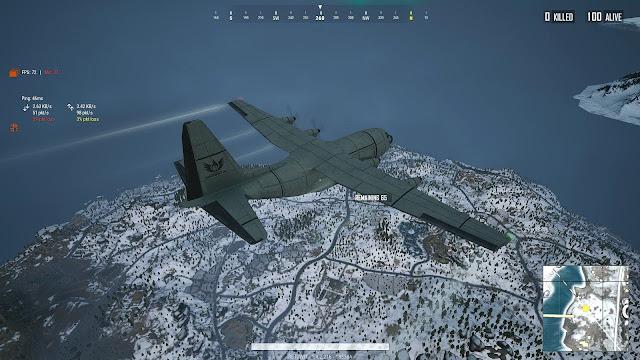 Review Map Vikendi Pubg Lite PC Lokasi Paling Bersalju di Battleroyale