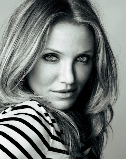 Celebrity Cameron Diaz - Marie Claire Uk