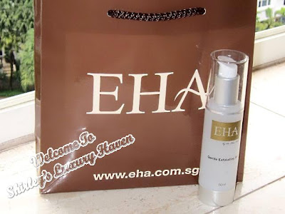 luxury haven reviews eha gentle exfoliating gel