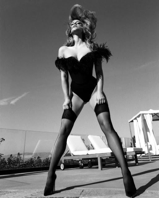 LILI REINHART – Black and White Photoshoot, March 2021