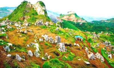 Stone Garden Citatah Padalarang Bandung Barat
