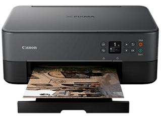 Canon Pixma TS5350 Printer Driver