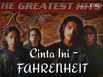 Lirik Lagu Cinta Ini Fahrenheit