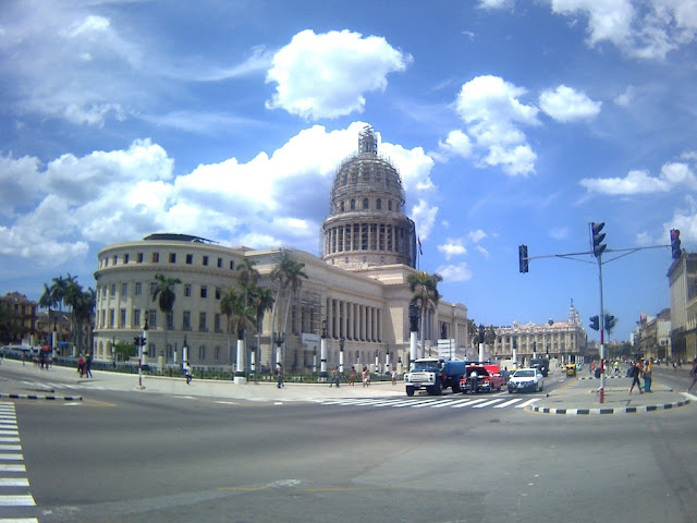 Capital building - Havana, Cuba