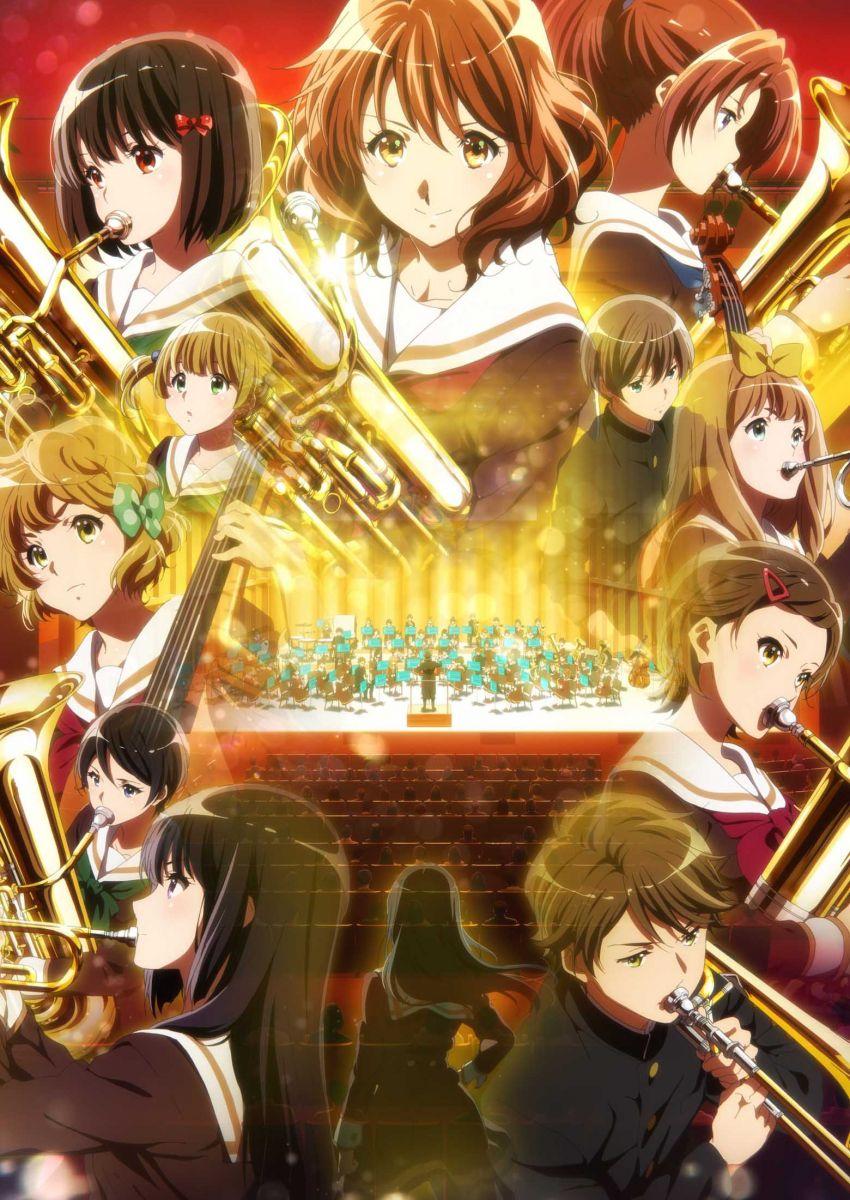 Hibike! Euphonium Movie 3: Chikai no Finale |BD Ligero 720p| |Sub. Español| |Mega|