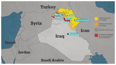 Turkish airstrike kills at least 3 in camp holding Kurdish refugees inside Iraq