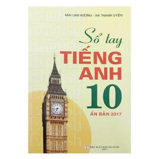 Sổ Tay Tiếng Anh Lớp 10 ebook PDF-EPUB-AWZ3-PRC-MOBI