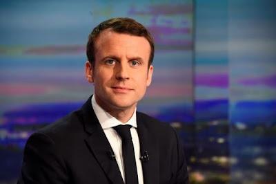 Emmanuel Macron of France
