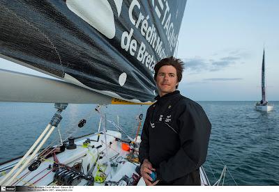 Sébastien Simon, 2e de la Solo Maitre CoQ 2018