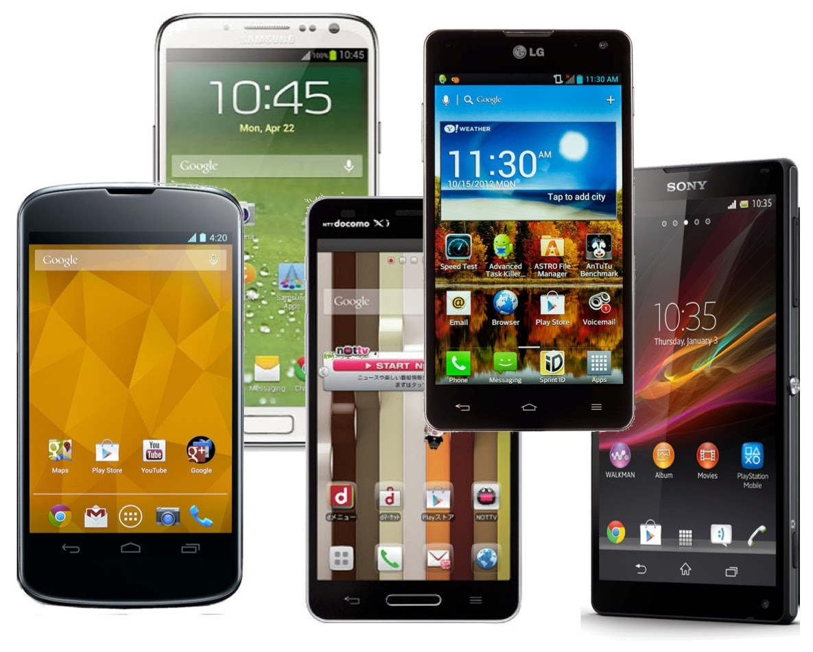 Android Mobile Phone: All About Smartphones: How To Choose The Right Smartphone
