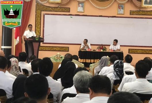 Gubernur Berikan Arahan Terkait Perpres No. 16/2018 tentang Pengadaan Barang dan Jasa