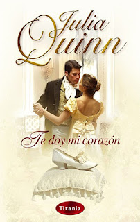 Te doy mi corazón 3, Julia Quinn