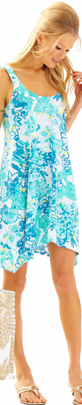 Lilly Pulitzer Monterey Tank Dress