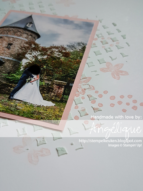 de Stempelkeuken Stampin'Up! producten koopt u bij de Stempelkeuken #stempelkeuken #stampinup #stampinupnl #stempelen #stamping #scrapbooking #scrapbook #layout #basteln #structuurpasta #mixedmedia #petalpalette #blackwhite #wedding #bruiloft #trouwen #hochzeit #basteln #makingmemories #herinnering #bruidsjurk #denhaag #rotterdam #hoekvanholland #westland #leiden #amsterdam #fotografie