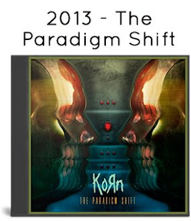2013 - The Paradigm Shift [Limited Edition, Japan, Universal Music, UICO-1259]