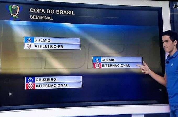 Após críticas de Thiago Neves, jornalistas da ESPN voltam a 'eliminar' Cruzeiro na Copa do Brasil