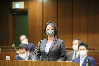 松田みき 新宿議会
