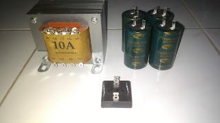Penyebab Power Amplifier rakitan suara serak - gambar 5