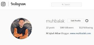 instagram muhbalak