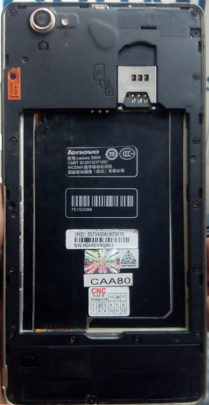 LENOVO CLONE S900 FLASH FILE FIRMWARE STOCK ROM