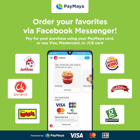 Jollibee Foods Corporation partners with PayMaya for cashless transaction