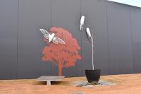 Moth Sculpture in Wodonga | Wodonga Public Art